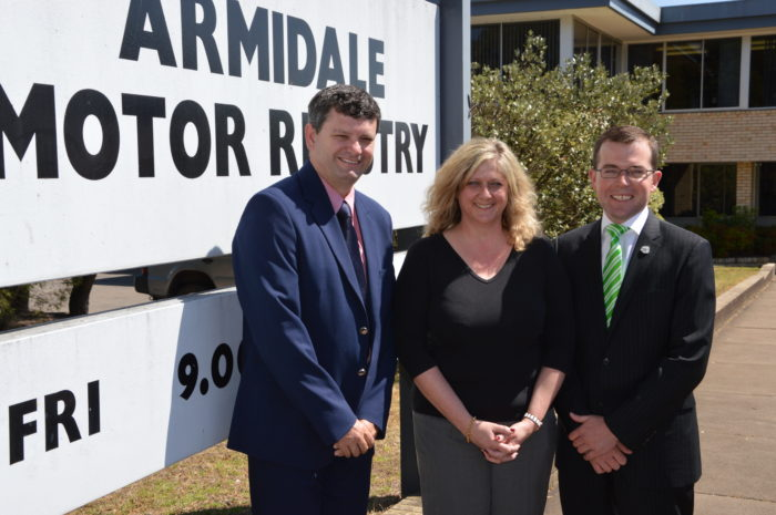 Construction of service NSW one-stop-shop in Armidale starts January
