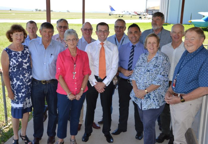 ARMIDALE AERO CLUB RECEIVES FUNDING FOR CLUB HOUSE UPGRADE
