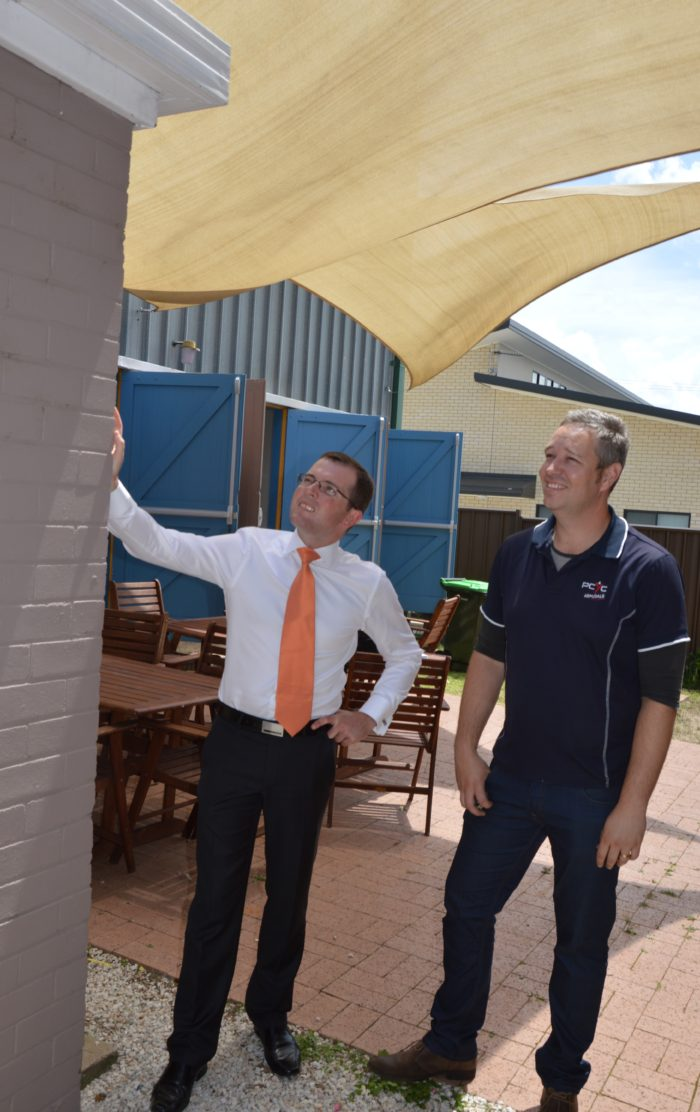 $13,500 SECURED FOR URGENT ROOF REPAIRS AT ARMIDALE PCYC