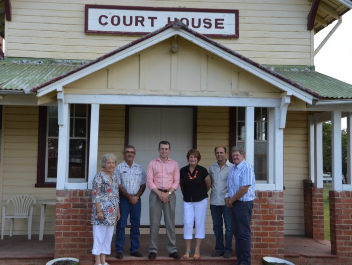 $9,000 TO CONTINUE REVAMP WORK ON OLD EMMAVILLE COURT HOUSE