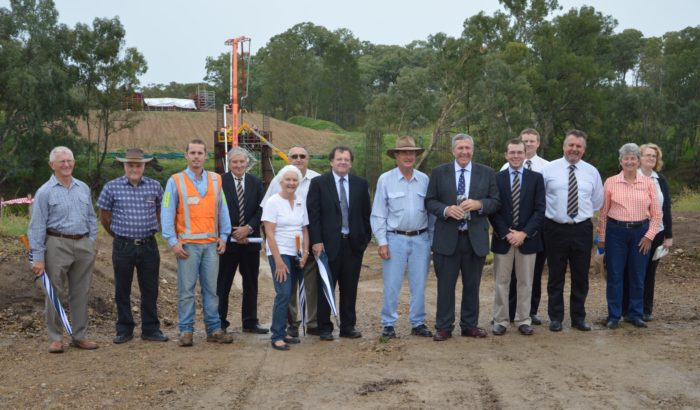 DELIVERING HISTORIC ROADS FUNDING TO THE NORTHERN TABLELANDS