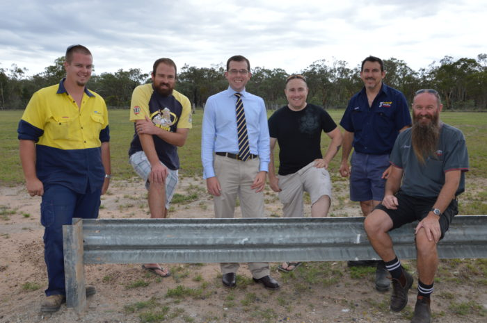 $27,500 FOR NEW FENCING AT GRAMAN SPORTS GROUND