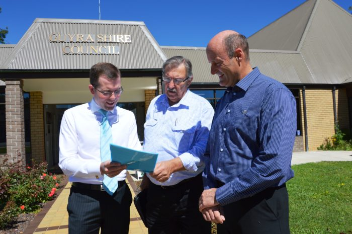 GUYRA SHIRE RECEIVES $36,000 FOR TINGHA TOWNSHIP FLOOD STUDY