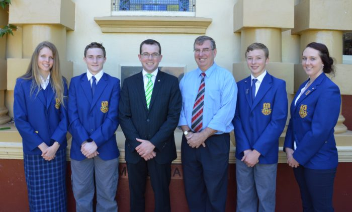 $1.1 MILLION TO GLEN INNES HIGH SCHOOL FOR MAJOR CAPITAL WORKS