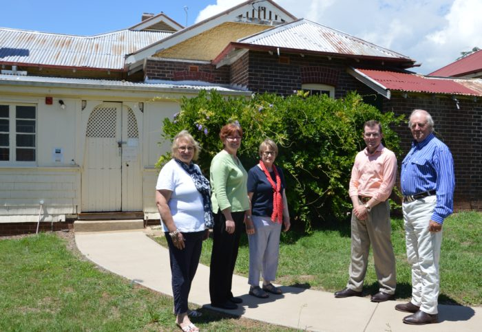 $25,000 FOR NEW ROOF ON GLEN INNES HISTORY NURSE HOUSE QUARTERS