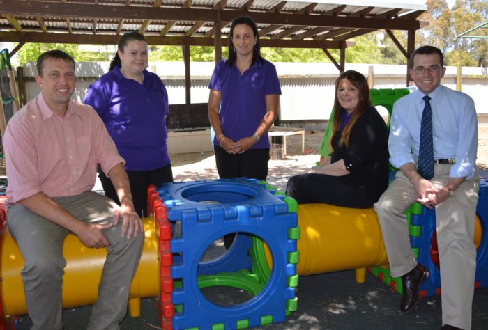 GUYRA PRE-SCHOOL ON BOARD FOR SMART UPGRADE WITH $5,000 GRANT