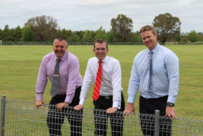 $34,700 IN GRANTS FOR URALLA SHIRE COUNCIL TO UPGRADE GROUNDS