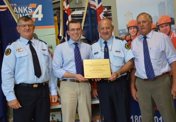 WARIALDA COMMUNITY CELEBRATES OPENING OF NEW SES HQ