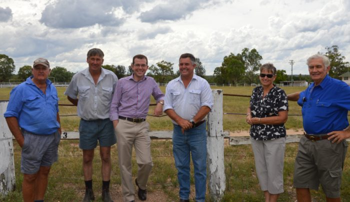 FUNDING FOR NEW RING FENCE AT WARIALDA SHOWGROUND