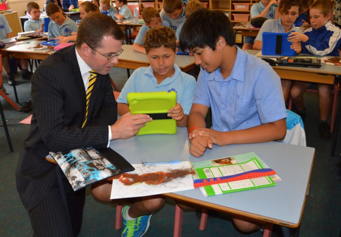FIRST CLASS ANNOUNCED FOR GIFTED & TALENTED STUDENTS IN REGION
