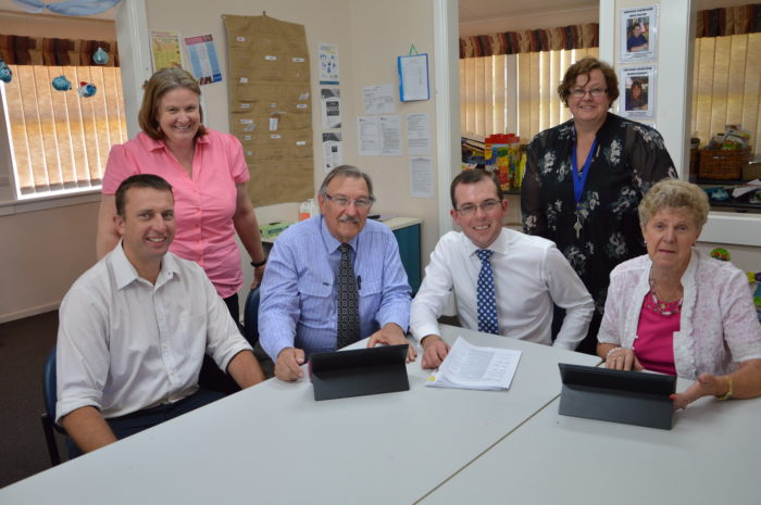 $15,000 STATE FUNDING TO HELP GUYRA RESIDENTS BECOME MORE TECH SAVY
