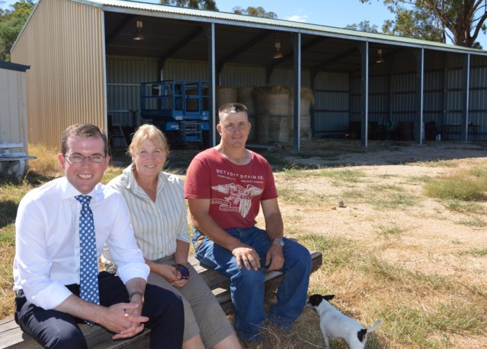WATER SOON TO BE ON TAP FOR INVERELL POLOCROSSE CLUB