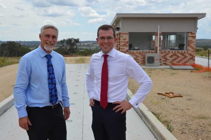 GREEN LIGHT FOR INVERELL RECYCLING CENTRE UPGRADE