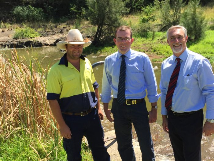 ALMOST $50,000 BOOST FOR FISH HABITAT IN INVERELL SHIRE