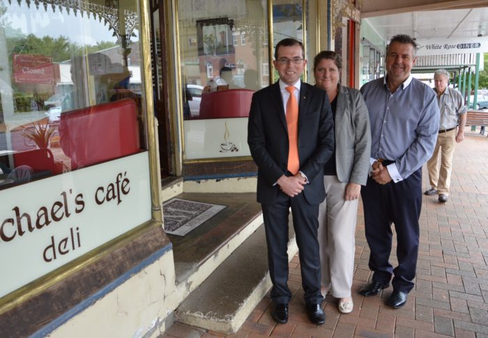 $30,000 STATE FUNDING TO HELP URALLA BECOME DISABILITY FRIENDLY