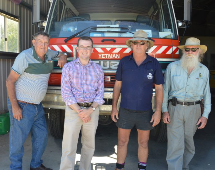 NEW TANKER FOR YETMAN RFS BRIGADE