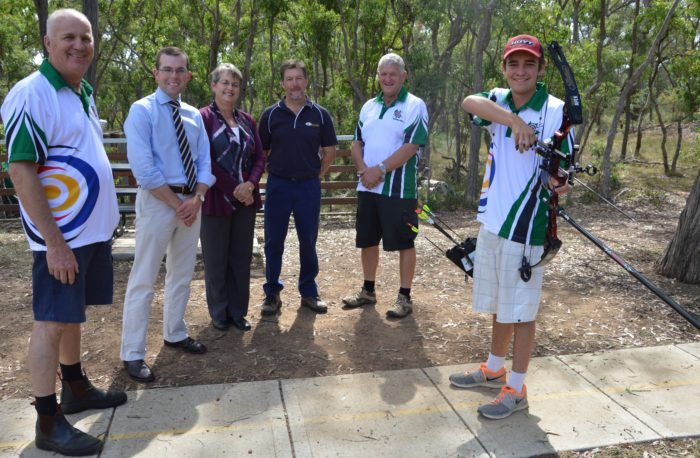 ARMIDALE ARCHERY CLUB ON TARGET FOR UPGRADE