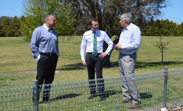 FUNDING WINDFALL FOR URALLA SPORTS COMPLEX UPGRADE