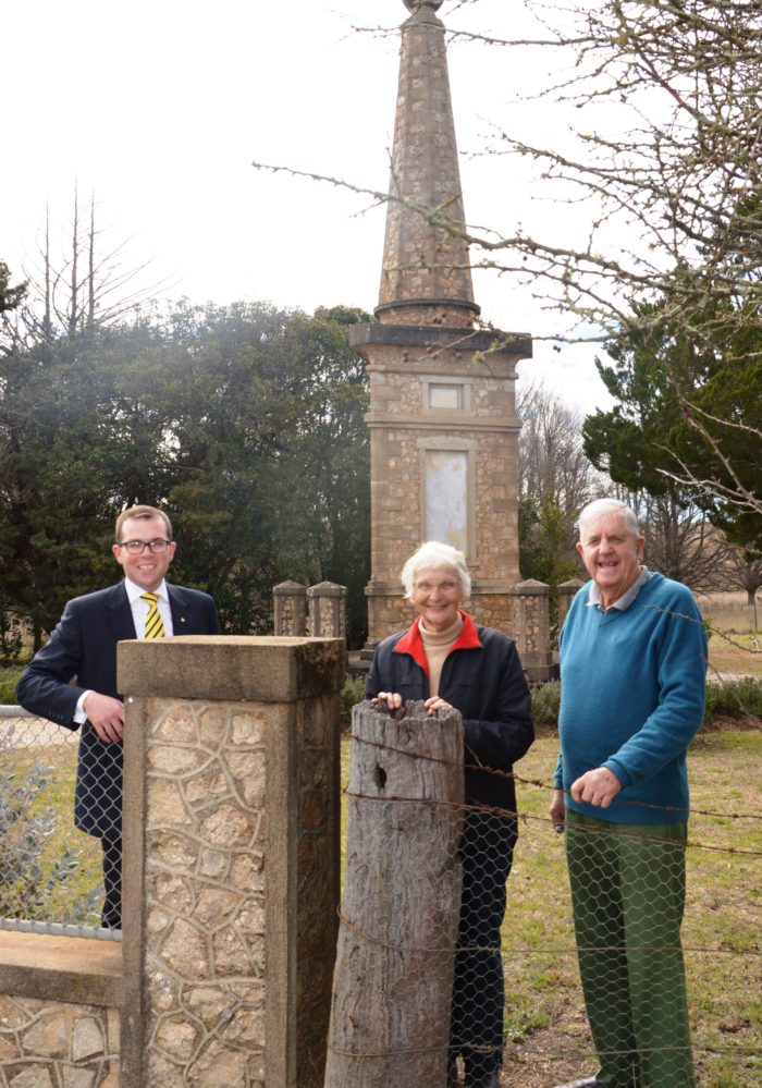 FUNDING FOR DANGARSLEIGH WAR MEMORIAL RESTORATION WORK
