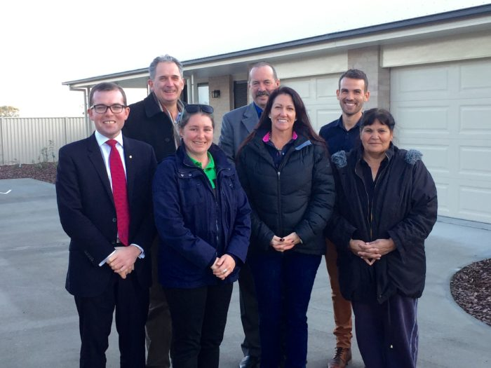 NEW $1.3M TEACHERS ACCOMMODATION OPENED IN MOREE