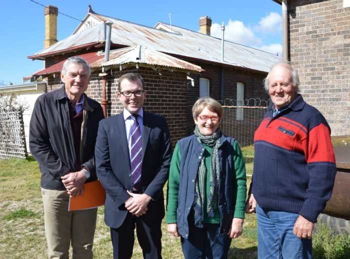 GRANT SECURED FOR GLEN INNES HISTORY HOUSE NURSES' QUARTERS REFURB