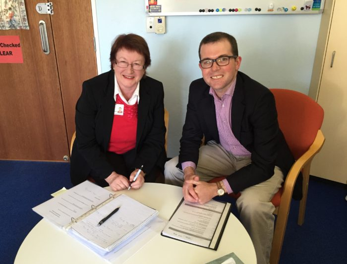 MP WELCOMES START OF PLANNING FOR INVERELL HOSPITAL REDEVELOPMENT