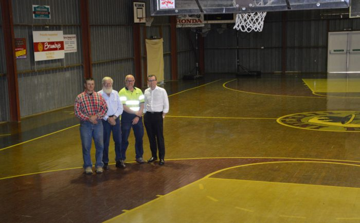 $157,546 FUNDING WINDFALL FOR INVERELL SHOWGROUND TRUST