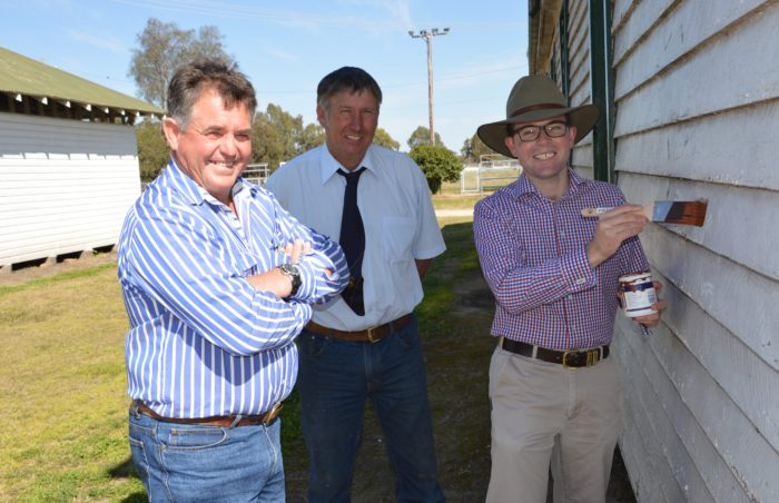 ANOTHER $24,200 'LICK' OF FUNDING FOR WARIALDA SHOWGROUND