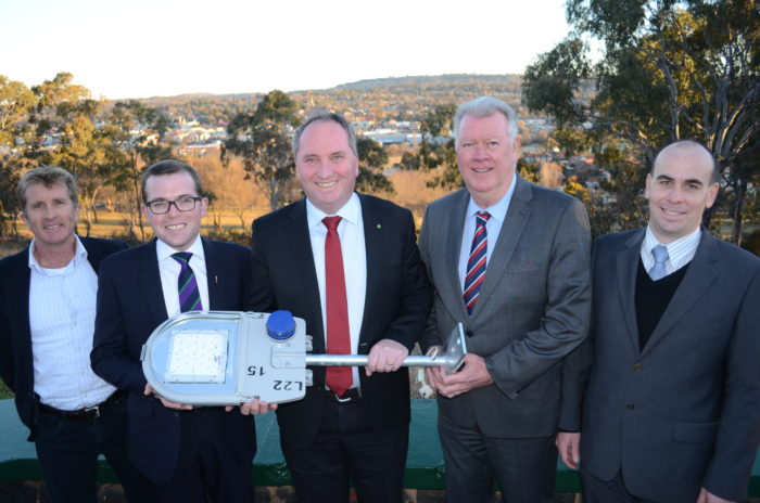 NEW LED STREET LIGHTS ON THE WAY FOR NORTHERN INLAND