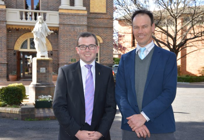 PREMIER'S TEACHER SCHOLARSHIP FOR O'CONNOR COLLEGE MATHS TEACHER