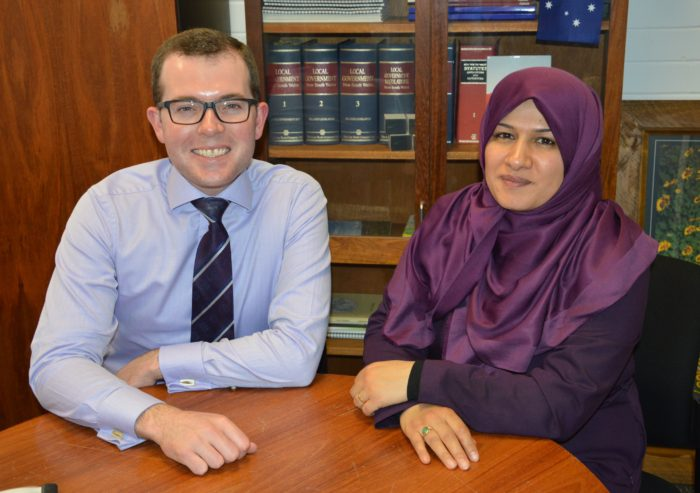 UNE STUDENT WINNER OF 2015 NSW INTERNATIONAL STUDENT AWARD