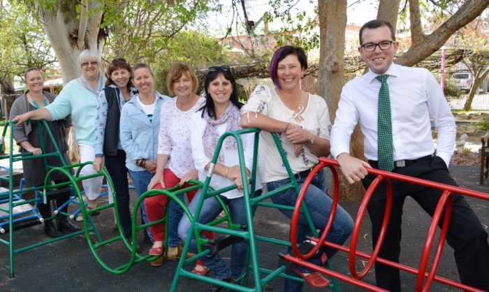 INVERELL AND DISTRICT PRESCHOOLS RECEIVE $35,000 FUNDING BOOST