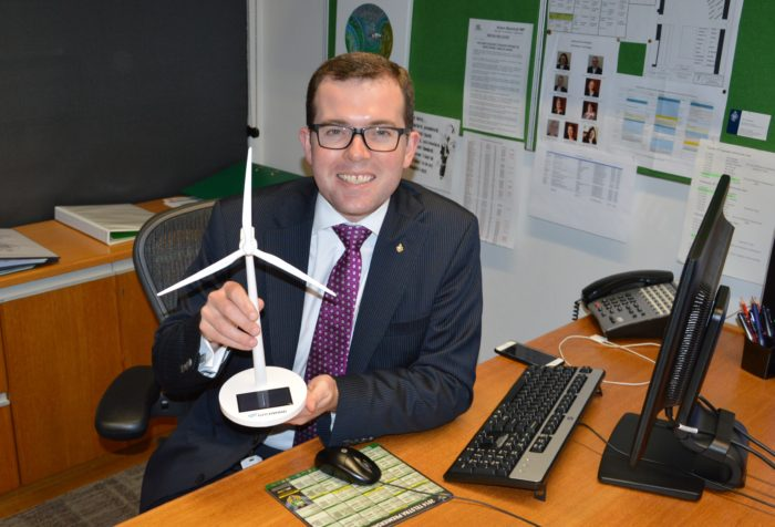 CALL FOR LOCAL SUPPLIERS TO SECURE WORK ON GLEN INNES WIND FARM