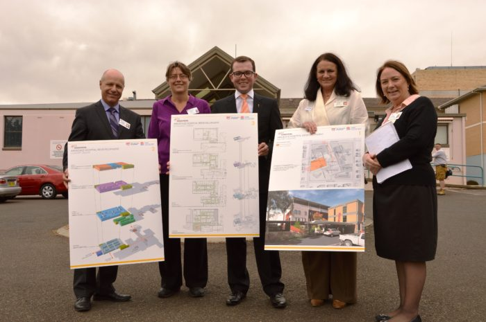 SCHEMATIC PLANS RELEASED FOR $60M ARMIDALE HOSPITAL REDEVELOPMENT – Project on track to begin main construction July next year