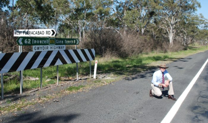 $1.8 MILLION GWYDIR HIGHWAY UPGRADE WORKS BEGIN ON MONDAY