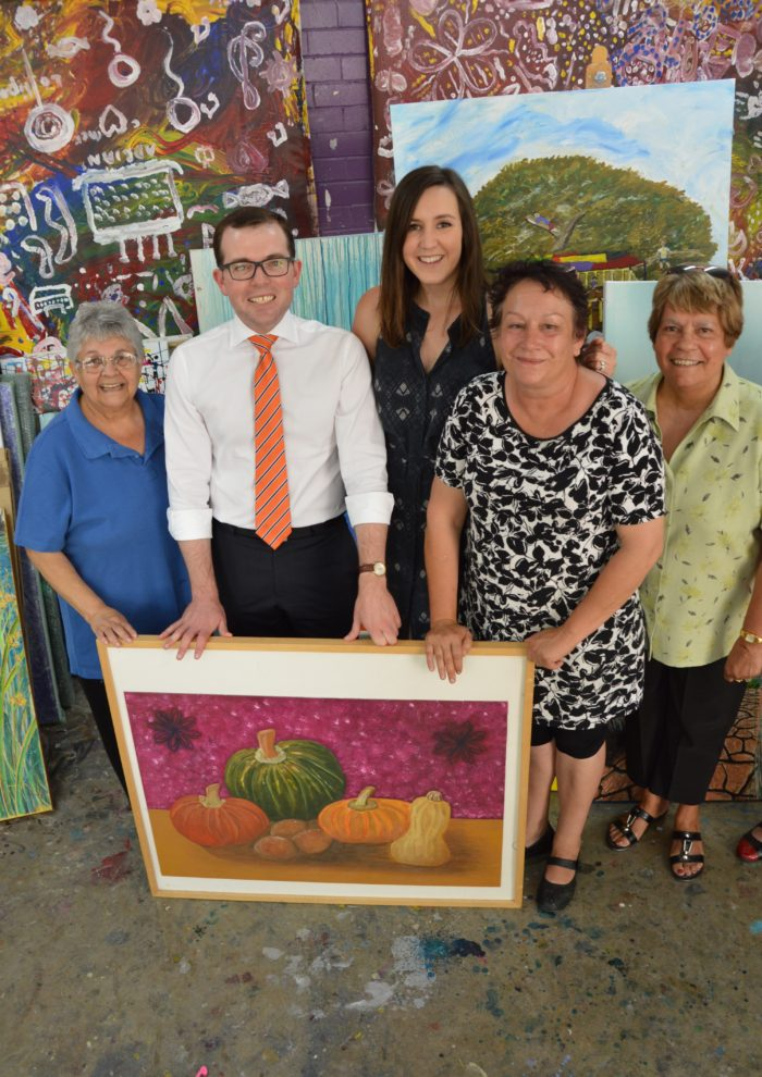 MOREE PLAINS ART GALLERY SECURES $153,000 TO ENHANCE LOCAL CULTURE