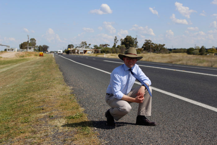 $2.6 MILLION UPGRADE OF NEWELL HIGHWAY NEAR GURLEY ANNOUNCED
