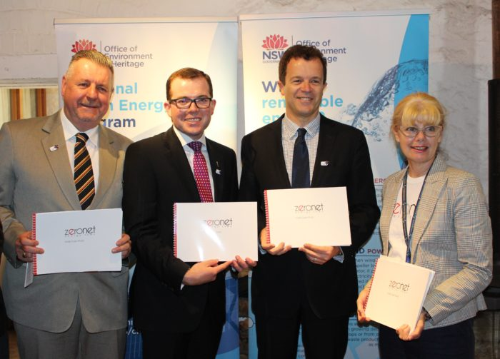 BLUEPRINT FOR AUSTRALIA'S FIRST ENERGY TOWN LAUNCHED IN URALLA