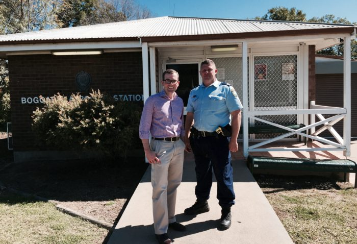 $50,000 TO SHINE A LIGHT ON CRIME IN BOGGABILLA