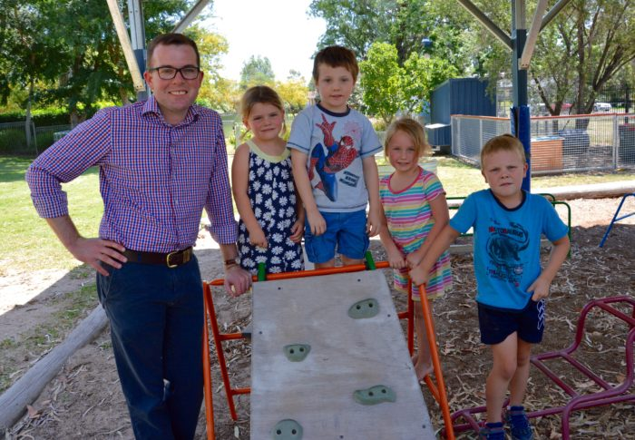 MOREE PRESCHOOLS RECEIVE $21,000 FUNDING BOOST
