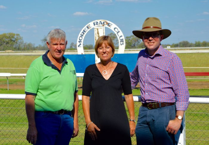 SHOT IN THE ARM FOR LOCAL THOUROUGHBRED RACING CLUBS