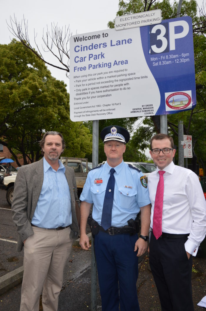 $20,000 TO LOCK THIEVES OUT OF CARS IN ARMIDALE