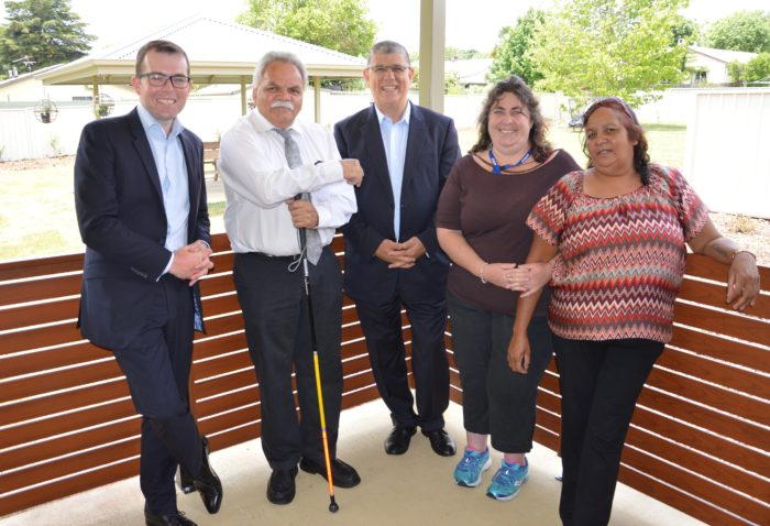 NEW GROUP HOMES FOR PEOPLE WITH DISABILITY IN ARMIDALE OPENED