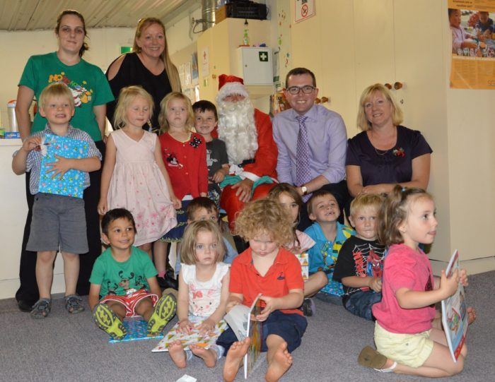 LITTLE-PEOPLE POWER AT KINGSTOWN DELIVERS A NEW PRESCHOOL
