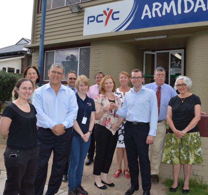 $25,000 FOR ARMIDALE LEARNER DRIVER MENTOR PROGRAM
