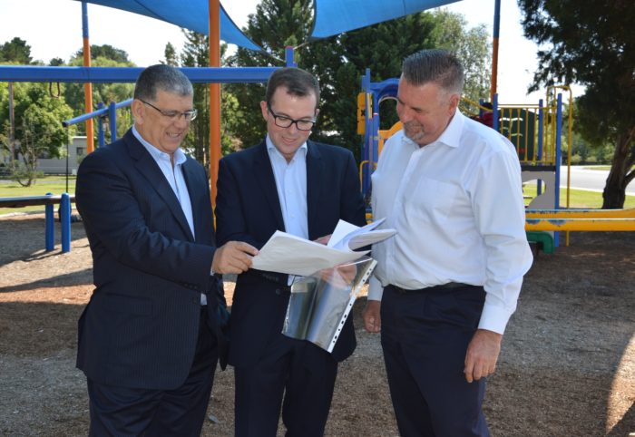 $25,000 FOR LIBERTY SWING IN URALLA'S ALMA PARK