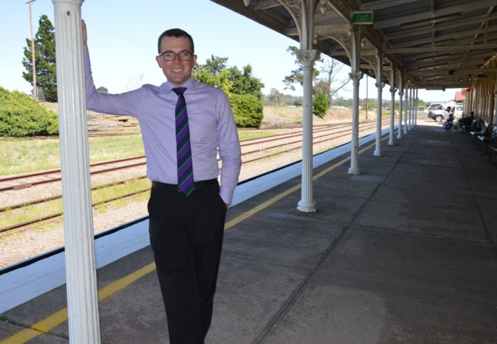 CCTV SECURITY BOOST FOR ARMIDALE AND MOREE TRAIN STATIONS