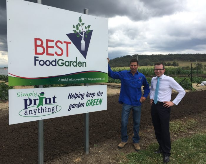 $24,500 TO MAKE INVERELL'S BEST FOOD GARDEN EVEN BETTER