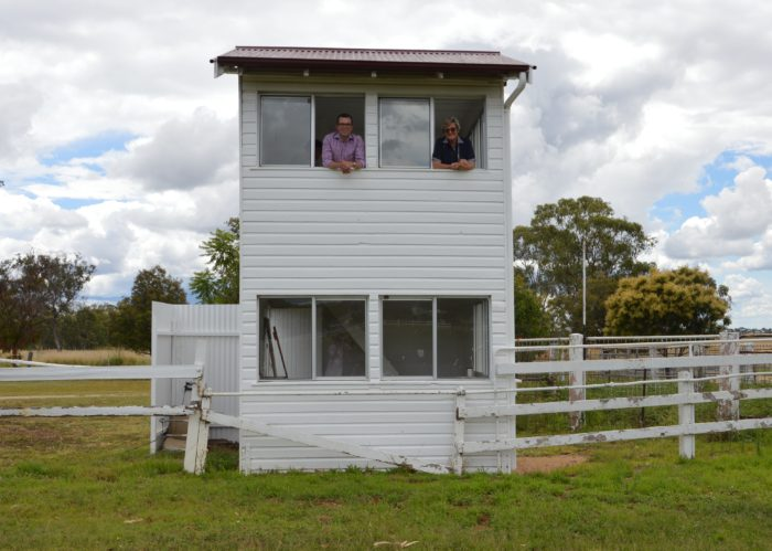 THINGS ABOUT TO GET A LOT LOUDER AT DELUNGRA RECREATION GROUNDS