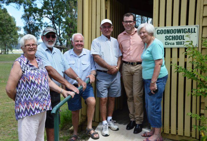UPLIFTING NEWS FOR SCHOOL BUILDING AT INVERELL'S PIONEER VILLAGE
